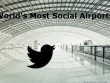 The world's airports on social media