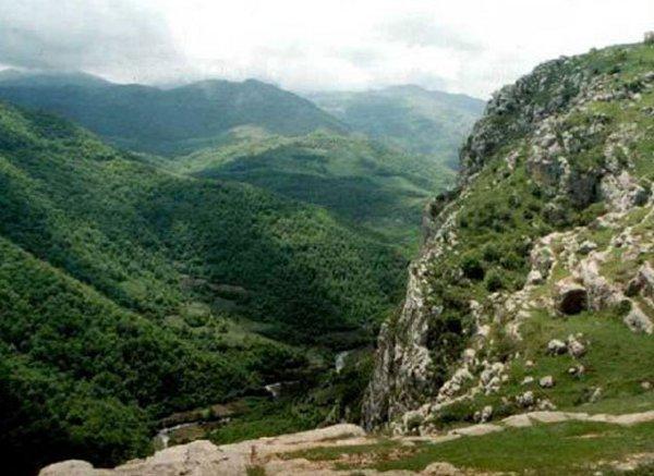 Armenia outback