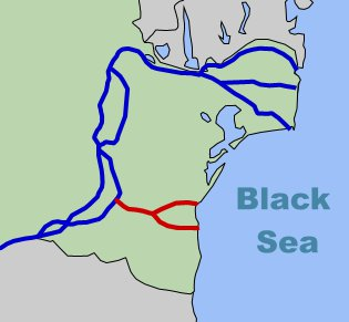 Danube-Black Sea Canal