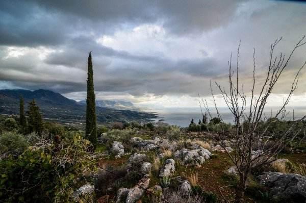 The Greek Peloponnese