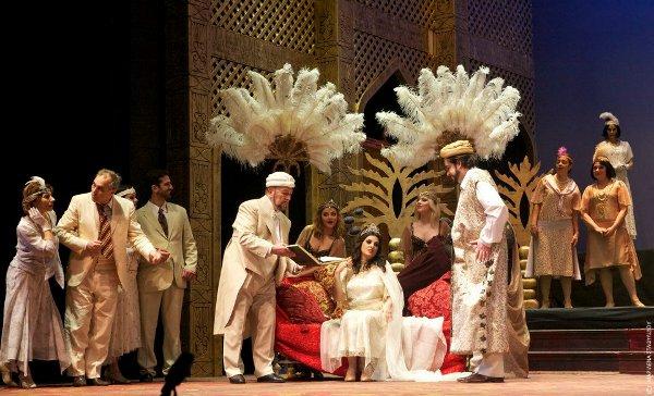Hatima by the National Greek Opera