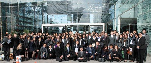 IMI Career Day at Kempenski