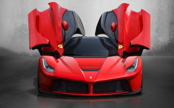 LeFerrari courtesy Ferrari