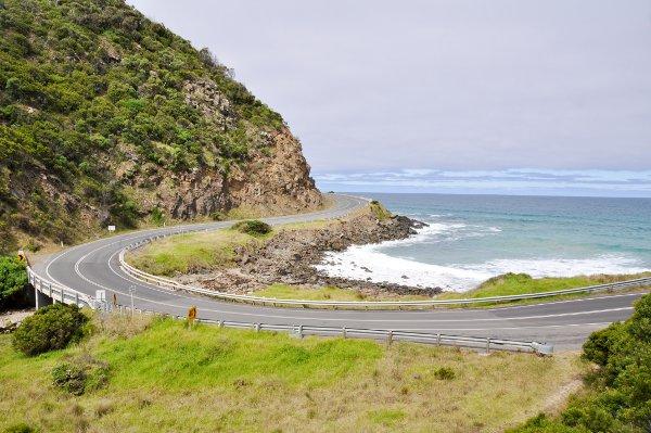 Ocean Road, Victoria, Australia
