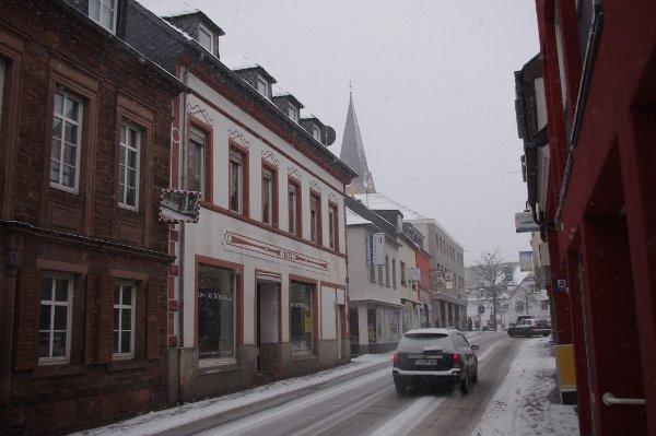 Yesterday's Snow