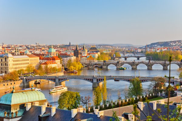 Prague - Courtesy © sborisov - Fotolia.com