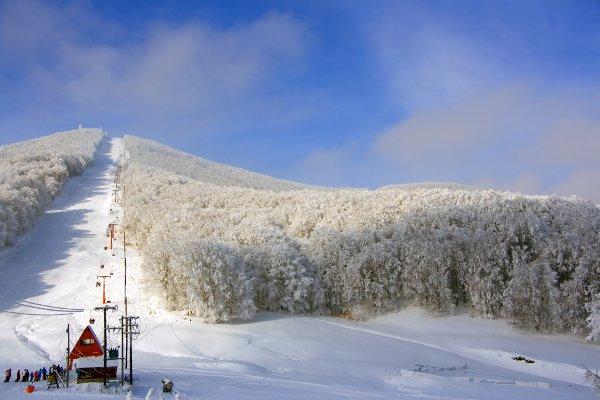 Austria slope