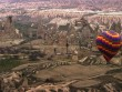 Ballooning over Cappadocia