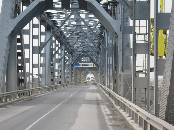 Danube bridge