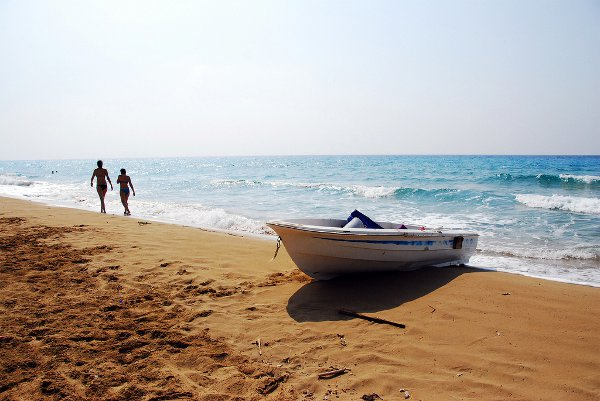 Karpas Beach - Courtesy Andrei Rusu