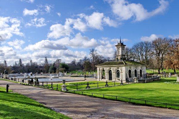 Hyde Park - Courtesy © Ignatius Wooster - Fotolia.com
