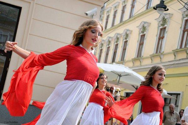 "Festivalul Medieval ""Cetati Transilvane"" Sibiu"