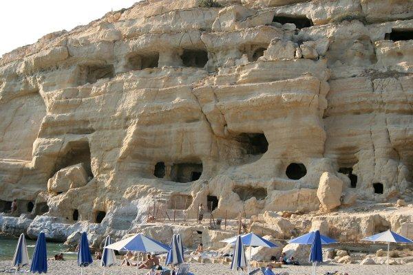 Matalia tombs