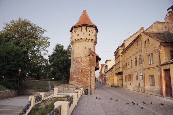 Arquebusiers Tower