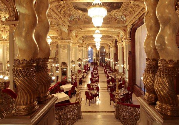 Hotel Spotlight: The Unarguably Fine Boscolo Budapest