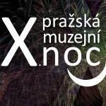 Pražská muzejní noc poster