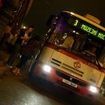 muzejní noc bus