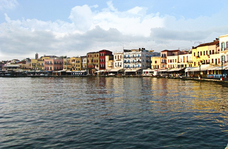 Chania - courtesy Andree & Edward