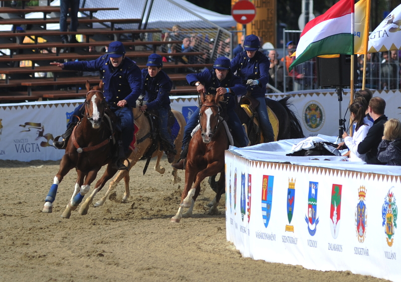 National Gallop to Start in Budapest on September, 20