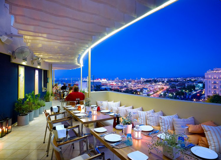 Ten summer musts on crete for Boutique hotel crete