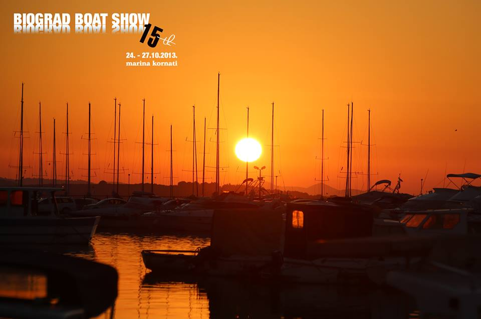 Biograd Boat Show