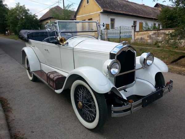 Buick 1923, Oldimer Show