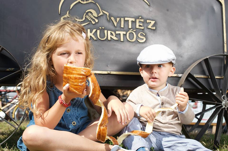 Hungarian Kürtőskalács Festival  Debuts this Fall