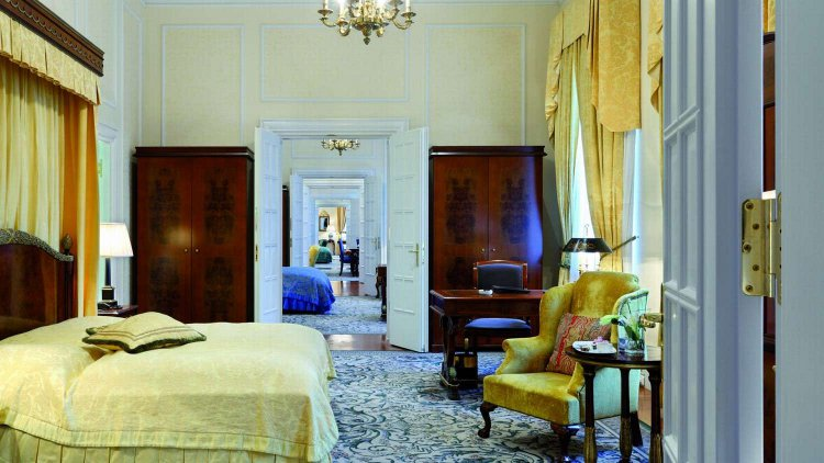 The Crown Prince Suite