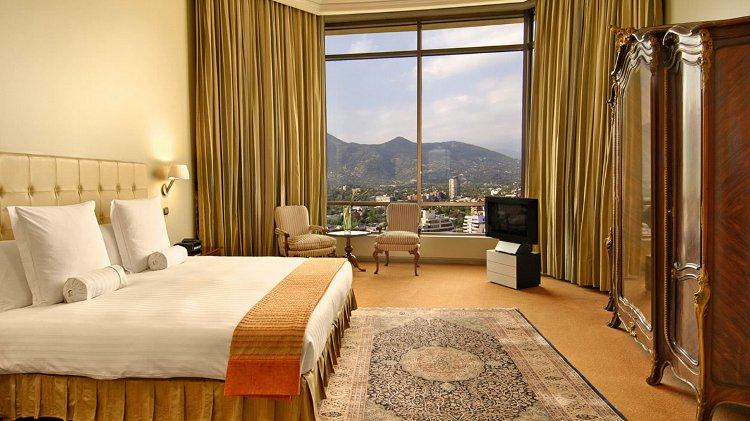 Presidential Suite, Grand Hyatt Santiago
