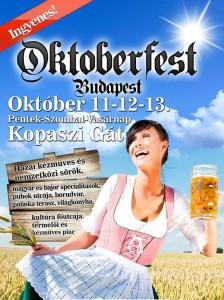 oktoberfest budapest
