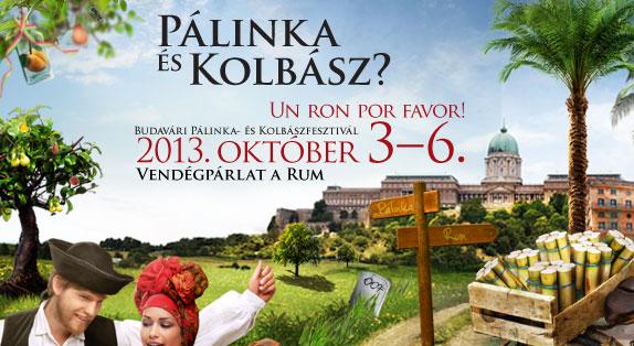 Budapest Pálinka and Sausage Festival Kicks Off Today
