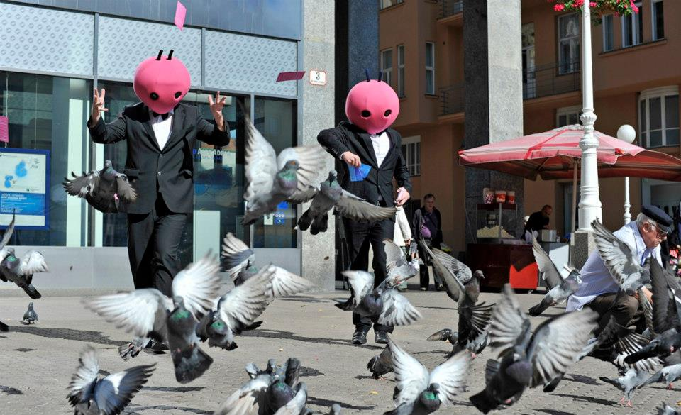 zagreb film festival mascots