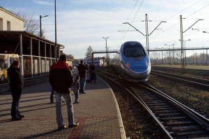 Travel with High-speed Trains to Become Available in Poland in 2014