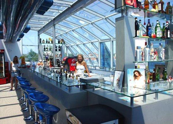 Bar at Sol Marina Palace