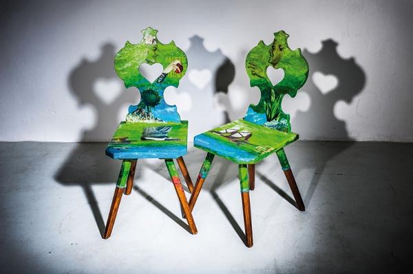 beSITZobjekte by Beatrix Somweber