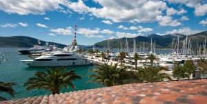 Porto Montenegro at the Moscow Boat Show