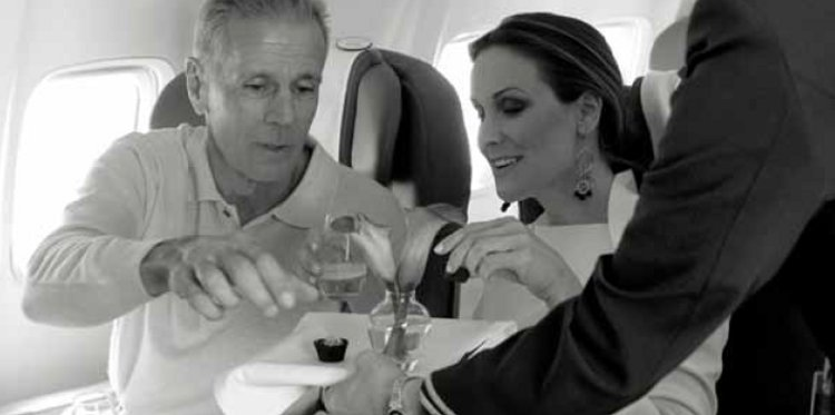 Luxury in the Skies Private Jet Travel