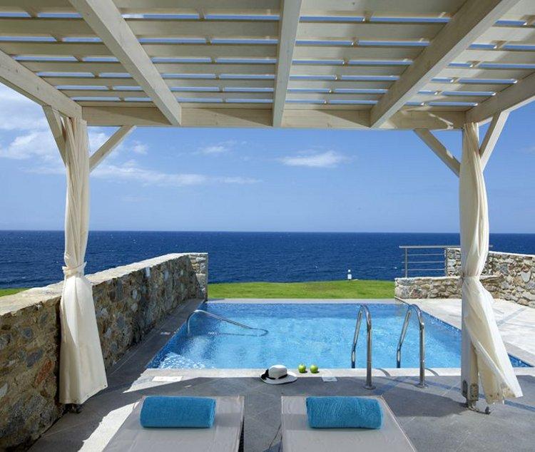 Royal Blue Resort Rethymno, Crete