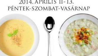 Budapest Soup Festival Kicks Off on Friday