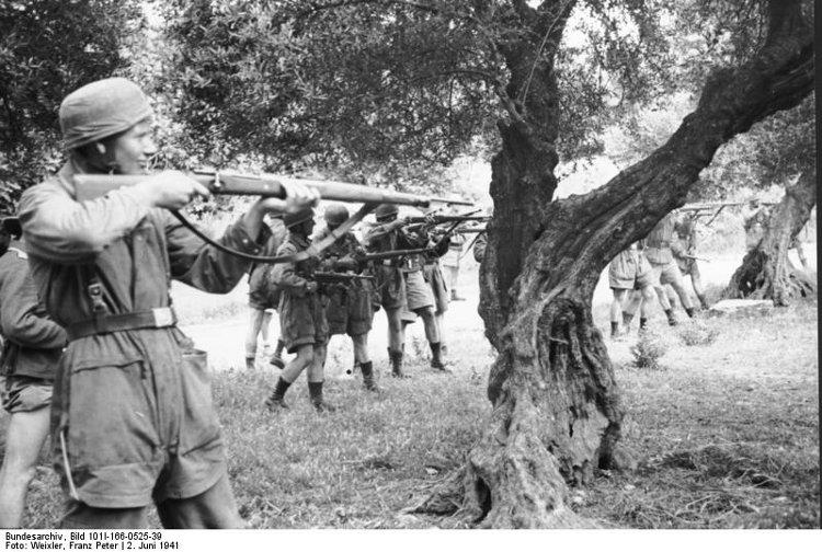 Crete massacre