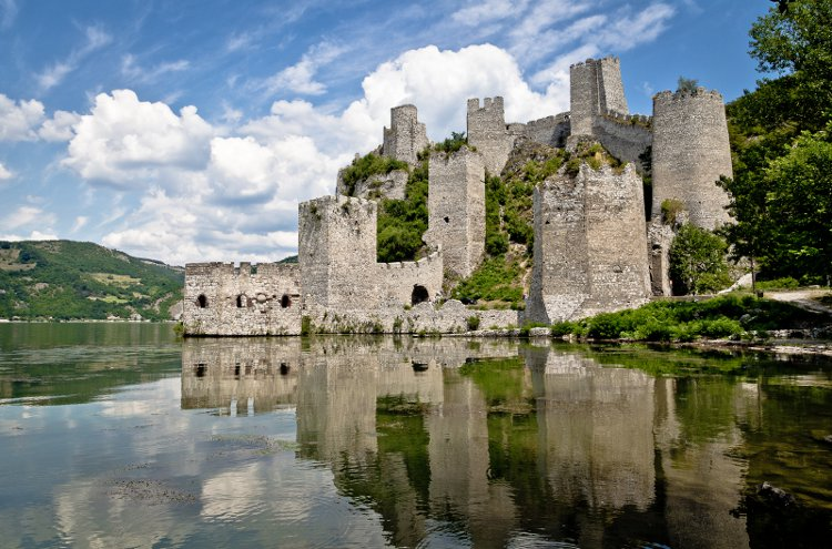 Serbia's Golubac Fortress to Get Makeover