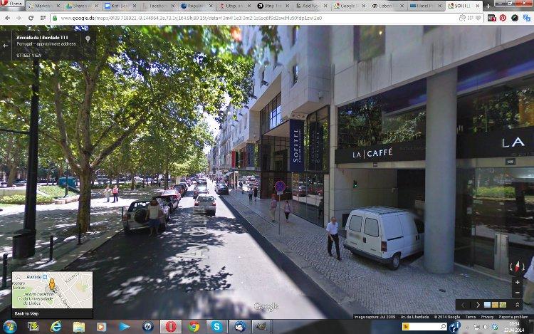 Lisbon Sofitel