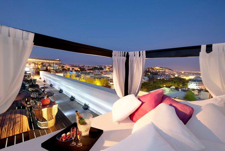 Worldhotels'  Tivoli Lisboa