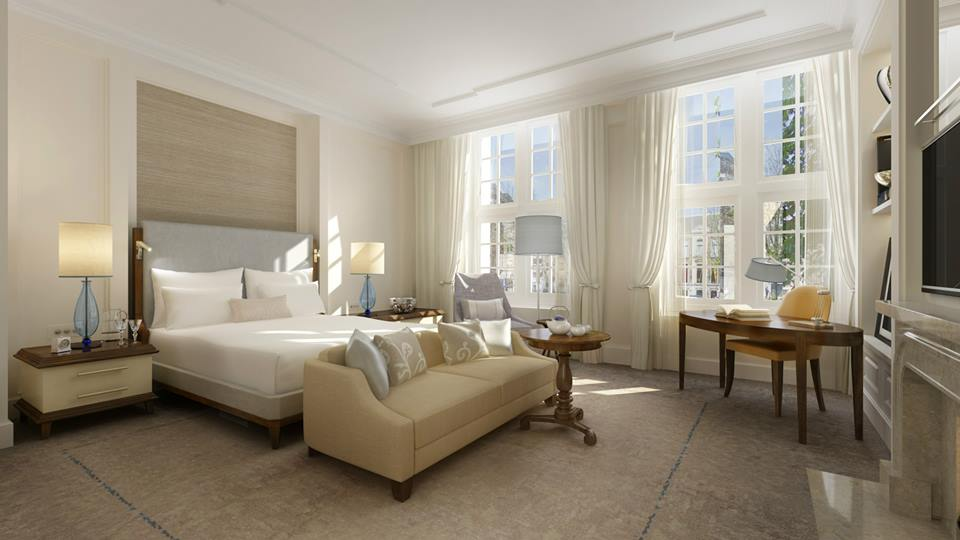 Waldorf Astoria Amsterdam rooms