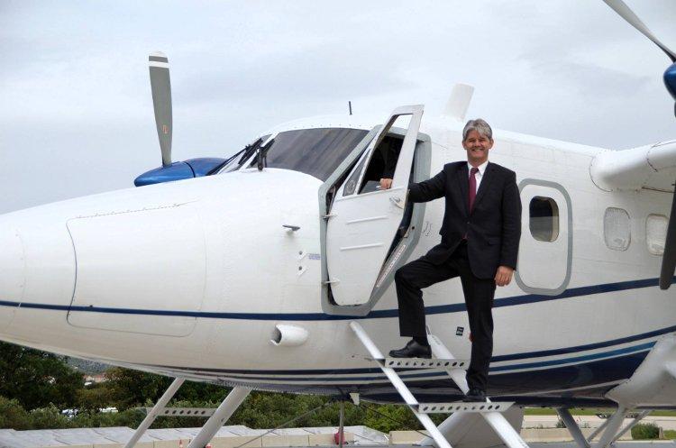 European Coastal Airlines CEO