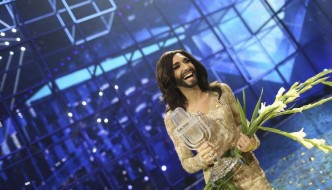 Conchita Wurst - Courtesy Eurovision Facebook
