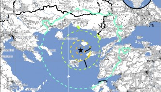 Greece Earthquake Rattles Aegean Ports [update]