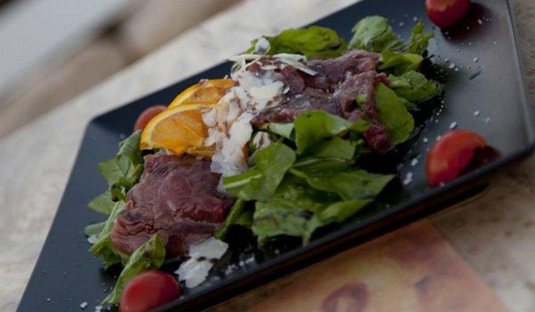 Salad at Prima Plora