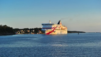 Estonia's Tallink Grupp Reports Shipping Traffic
