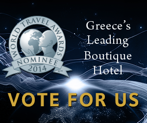 Greece's Leading Boutique Hotel